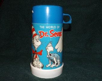 Vintage Dr. Seuss Thermos