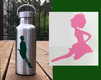 Irish Dance Waterbottle - Stainless Steel, boy or girl dancer, customized