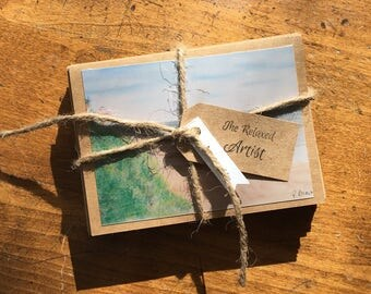 Greeting Cards - On the Shore