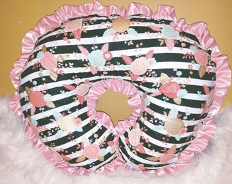 Boppy Pillow Cover with Ruffle