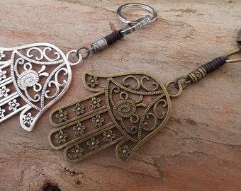 Fatima Hand Keychain