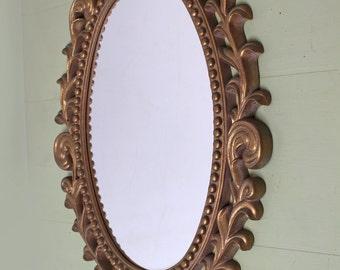 Vintage Homco / GIA Mirror