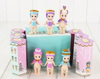 Preorder Sonny Angel LADUREE Christmas Patisserie Blind Box (1 Box)