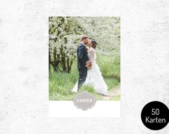 Thank you cards / wedding no.. 3