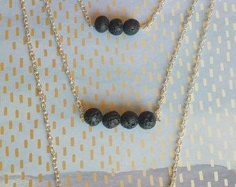 3 Tier Diffuser Necklace