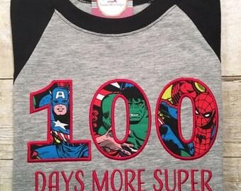 "Shop ""100 days of school shirt"" in Boys' Clothing"