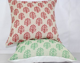 Green pillow covers 24x24 red decorative pillows christmas tree pillow 26x26 pillow cover 18x18 christmas pillow cover 20x20 holiday pillows