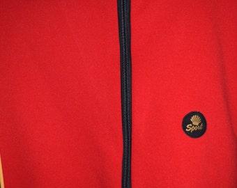 RARE vintage 1970s shell oil track jacket