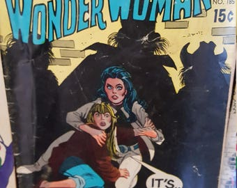 Vintage DC Comics, Set of 4