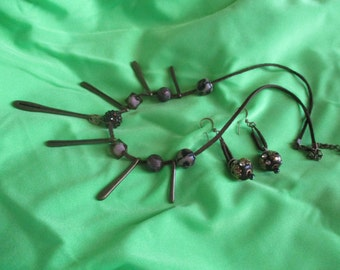 Jewelry Set: Lily of the Nile