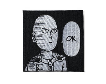 One Punch Man Patch