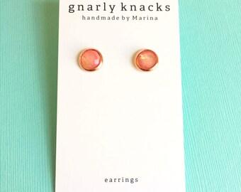 Melon Earrings