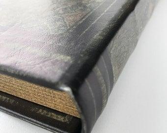 Empty Magnetic Palette-Z Palette-Eyeshadow palette-Antique Book-Eyeshadow Z Palette, Magnetic Eyeshadow palette-Large Empty Palette