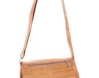 Crossbody bag, shoulder bag, bag of Cork