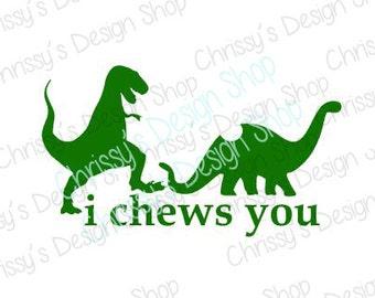 Dinosaur SVG / love svg / valentines svg / dinosaur cut file / valentines clip art / dinosaur clip art / vinyl crafting / love clip art