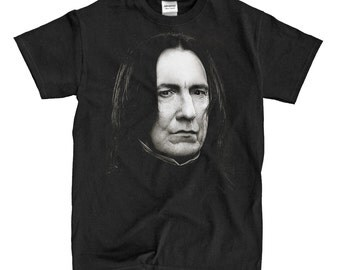 Professor Snape - Black T-shirt