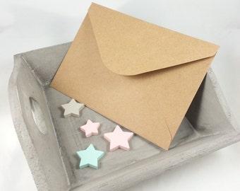 15 x C6 power paper envelopes envelope power envelopes envelops stationery for invitations or cards A6