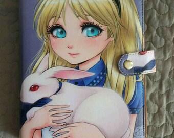 Alice planner binder 6 ring