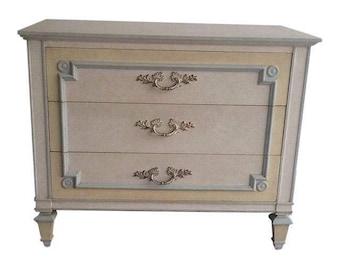 Lovely 1980's Widdicomb French Regency Nightstand, Widdicomb Furniture
