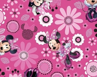 Disney Minnie Mouse fabric Fat Quarter