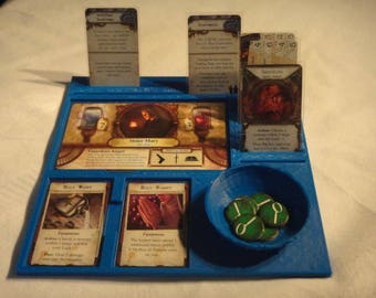 Mansions of Madness 2nd Edition Game Gear:  Character Dashboards