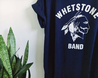 Vintage Band Tee // size M/L