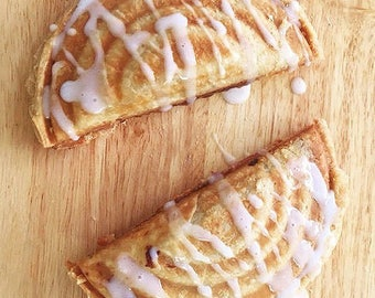 SUGAR FREE Pop Tarts / Hand Pies | Choose Your Flavor | Baked with *All-Natural HOMEMADE Jams or Preserves* | Great Birthday Gift!