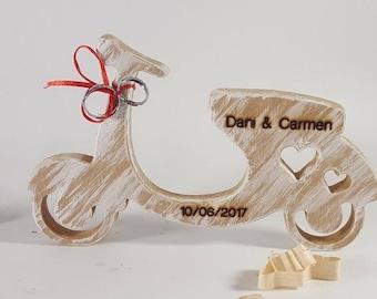 Custom bike.