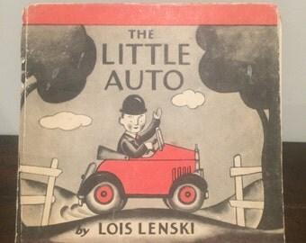 1951 The Little Auto by Lois Lenski