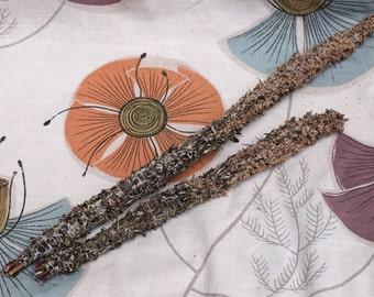 Mugwort smudge stick 43cm