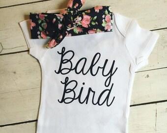 Baby Bird Bodysuit