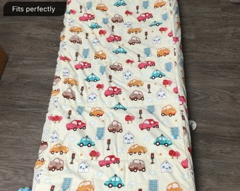 toddler daycare cot cover