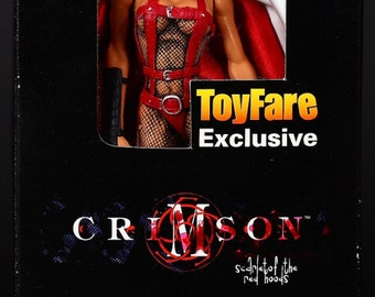 Crimson Scarlet of the Red Hoods ToyFare Exclusive Action Figure MIB