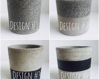 Concrete Planter Pots