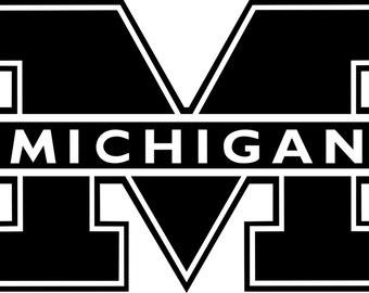 U Of M Logos Etsy