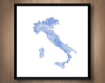 Italy Wall Art italian wall art | etsy