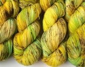 Don't Be Daff - Superwash Blue Faced Leicester 4 Ply 100g