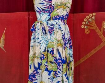 New Flower summer spring Dress ( unused )