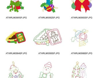 Double-Christmas-Stuff ( 20 Machine Embroidery Designs from ATW ) XYZ17C