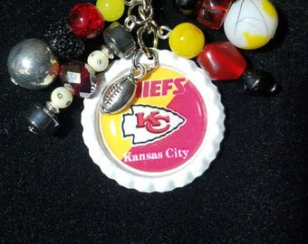 Kansas City Chiefs keychain