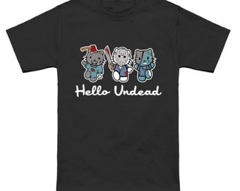 Hello Undead | T-Shirt