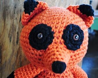 Fox Stuffed Animal Plush, Woodland Plush, Woodland Nursery, Kids Plush Toy, Baby Safe Plush Toys
