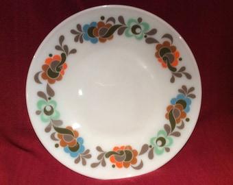 """Pyrex JAJ Tempo Carnaby 10"""" Dinner Plate"""