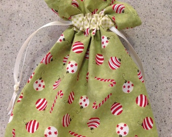 Gift Card Holder Fabric Bag
