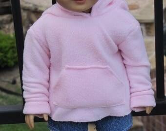 American girl doll hoodie