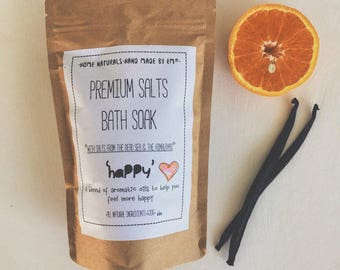 Premium Bath Salts Soak-Lovely