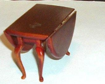 Miniature TABLE FOLDING