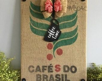 Coffee Bean Art Etsy