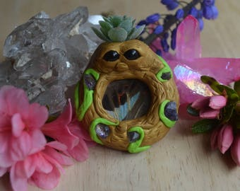 Fairy Garden Guardian Amulet