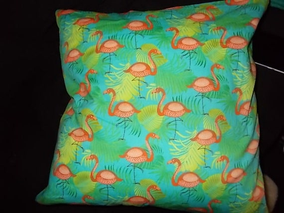 Set of 2 cushion covers - Flamingo, Owl or VW car design